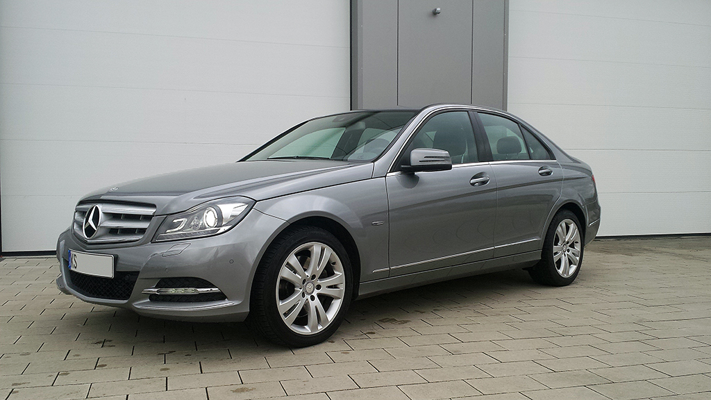 Mercedes-Benz C 300 CDI 4-Matic